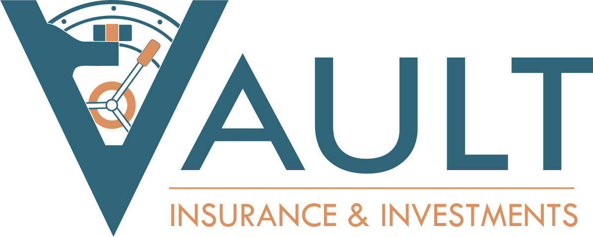 Vault Insurance & Investments logo